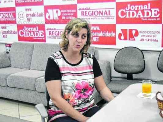 Coordenadora do Programa de Combate à Dengue, Kátia Curado, conta com 42 pessoas nos trabalhos contra a doença
