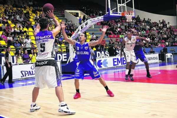 No returno, Duda Machado vinha sendo um dos principais jogadores e pontuadores do time