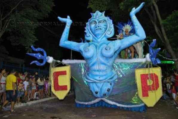Escola Carga Pesada, de Cordeirópolis, vai reforçar o carnaval de Rio Claro desfilando junto à UVA