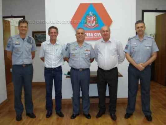 O prefeito e o vice foram recebidos na Casa Civil na última terça-feira (24)