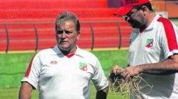 João Vallim completou 163 jogos (oficiais e extraoficiais) no comando do Rubro-Verde