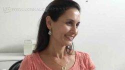 A nutricionista Juliana Soave Chiodini