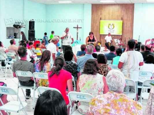 O Rebanhão, que acontece no Santuário de N. Srª da Boa Morte, tem como objetivos evangelizar, divertir e unir a comunidade