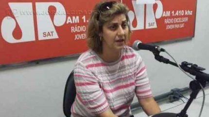 Katia Curado, coordenadora do Programa Municipal de Combata a Dengue