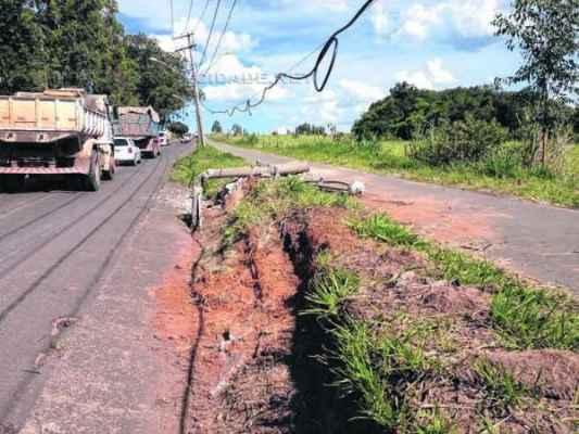 Muitos flagrantes de acidentes e outras ocorrências são registrados pelos leitores do JC e ouvintes da Rádio Excelsior JP