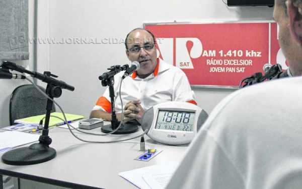 Edvaldo Ferraz falou sobre o projeto durante a parte esportiva do programa Hora da Verdade, da última quarta-feira (04)
