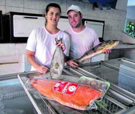 QUARESMA: peixes como o salmão, a anchova e o tucunaré também fazem parte do cardápio durante a Quaresma