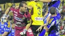 De acordo com declarações do treinador, o Azulão não deverá ter mudanças no time titular (Foto; Denis Maciel/Dgabc)