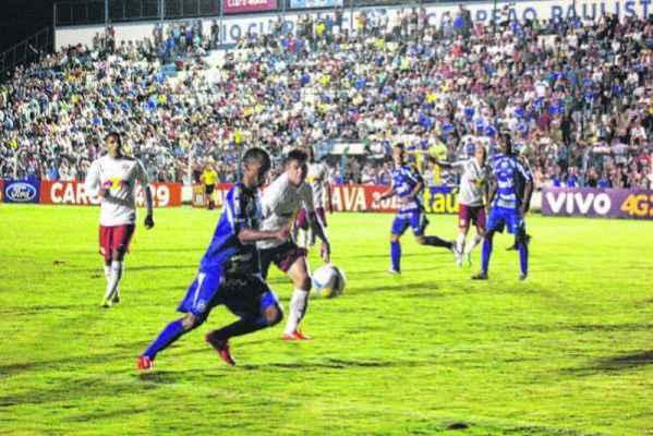 O Rio Claro F.C. marcou seis gols até o momento, mas nenhum foi feito pelos atacantes
