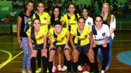Time de Futsal feminino do Belvedere fica campeão do Torneio de Férias da SEL de Cordeirópolis