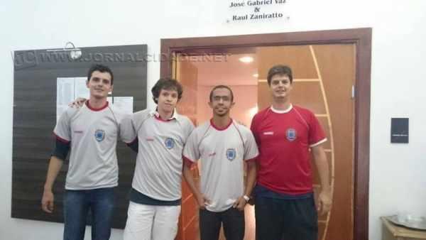 A equipe de Xadrez de Cordeirópolis chega na semifinal do Campeonato Brasileiro.