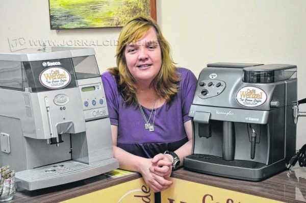 No setor cafeeiro, Rio Claro é destaque com a marca do Café Wenzel, produto que está no mercado há 50 anos
