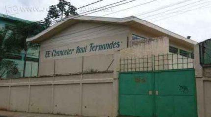 Chanceler Raul Fernandes - uma escola para nunca esquecer