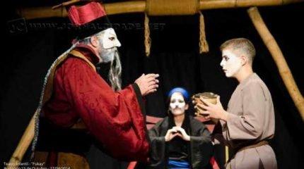 Montagem teatral Fukay é atração no Teatro Municipal João Pacífico, em Cordeirópolis, neste domingo (19),