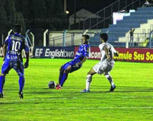 Autor do gol da vitória contra o Bragantino, Matheus Galdezani espera jogar na função de Alê, suspenso pelo terceiro amarelo