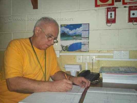 Mario Aparecido Beinotti foi diretor do Chanceler de 1989 a 1993