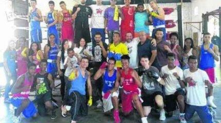 Por não ter sido um evento oficial, todas as lutas realizadas foram declaradas empate entre as delegações participantes