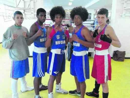 Kauê Belini, Rafael Bombonatti, Ícaro Martins, Victor Martins e Marcelo Bagatti venceram e garantiram vaga no Brasileiro
