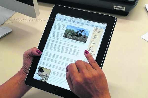 Usuário que tiver dificuldade de acesso à internet pode registrar queixa na ouvidora da Anatel (foto Marcos Santos/ABr)