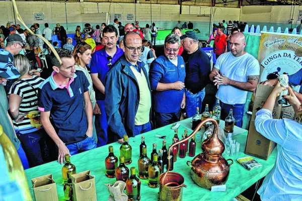 QUALIDADE: a organização do evento informa que a festa contará com a participação de 14 produtores de nossa região