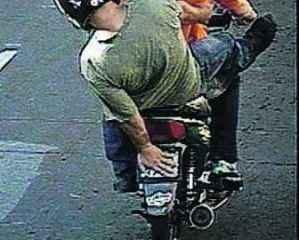 Imagem cedida pela Secretaria de Mobilidade Urbana mostram os abusos dos infratores no trânsito de Rio Claro