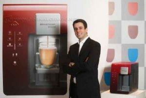 Lançamento da máquina Brastemp B.blend que já está disponível para consumidores das cidades de São Paulo, Campinas e região