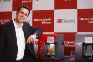 O CEO da nova companhia: Thiago Nori