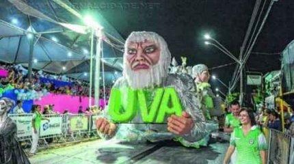 Em nota, escola de samba reivindica devolução do espaço que ocupou até o ano 2000, quando devolveu o local à prefeitura por corte no Carnaval