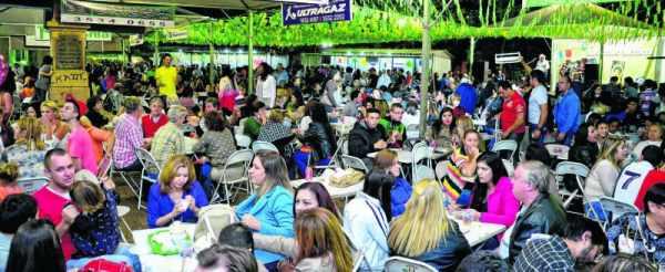 Os padroeiros são celebrados com festas pelas igrejas neste mês de junho em Rio Claro
