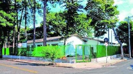 O prédio que vai abrigar o Instituto Federal de Educação no município de Rio Claro está em fase final de reforma