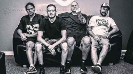 CANOS DO ROCK: na foto, a banda Craniana. Garrafa Vazia e Anguere completam o time dos que produzem música autoral