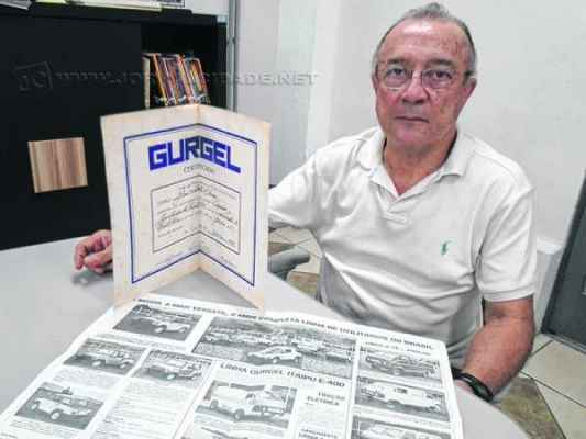 Ex-funcionário da Gurgel, Nilson Roberto Chaves relembra que a produção de veículos elétricos foi uma decisão frente à crise mundial do petróleo e por questões ambientais