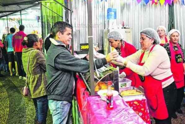 FESTA DO PADROEIRO: a quermesse começa às 19 horas e também está inserida na programação que comemora os 188 anos da fundação de Rio Claro