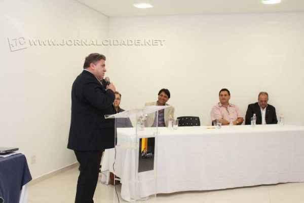 Durante o encontro também ficou definido que Santa Gertrudes será a segunda cidade a ter a Escola do Empreendedor Paulista.