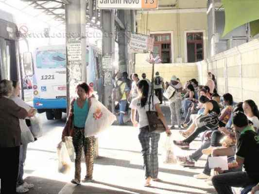 Novo sistema está sendo cogitado, a fim de coibir ação de marginais que se especializaram em assaltos ao transporte coletivo