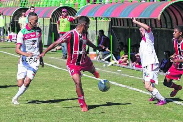 Com 22 pontos, o Velo Clube ficou em segundo no Grupo 3 e se classificou (foto ilustrativa)