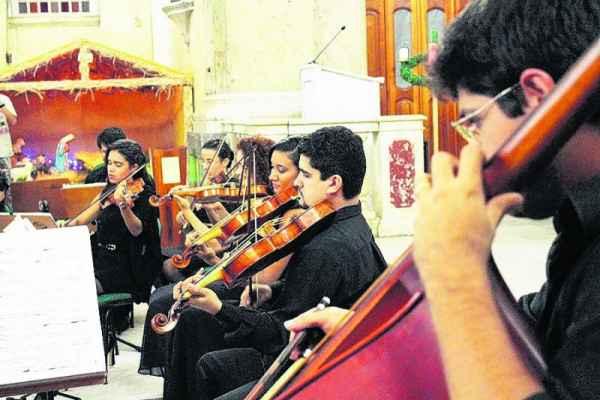 Orquestra lançou em 2013 o CD Dei Due Mondi, com obras de autores italianos e ibéricos
