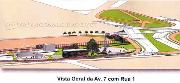 O prazo de entrega da obra de revitalização é de 12 meses, com custo de R$ 2.575.714,80