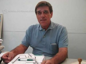 Secretário de Agricultura de Rio Claro, Carlos Alberto De Lucca