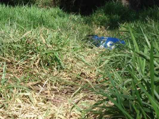 Corpo foi encontrado na zona rural de Rio Claro