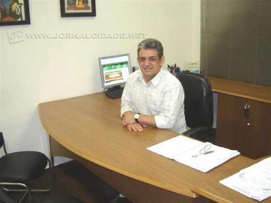 O ex-vereador e educador Asdrubal Bellan