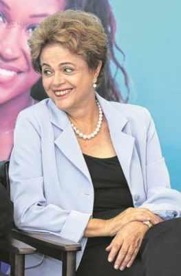 A presidenta Dilma Rousseff (Foto: Lula Marques Agência PT)