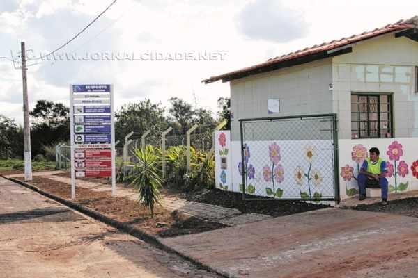 Desde a última segunda-feira (17), os seis ecopontos da Cidade Azul também começaram a funcionar em novo horário