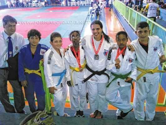 Alunos do projeto de judô da associação ACBD Rio Claro/SEME conquistaram medalhas no Campeonato Paulista de Judô