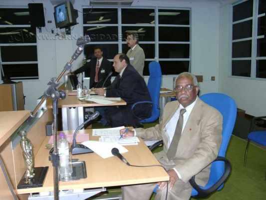 Jovair Augusto - como vereador do Partido dos Trabalhadores em 2004