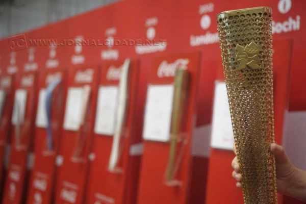Oficialização no projeto Tocha Olímpica será feita com a assinatura de contrato de adesão