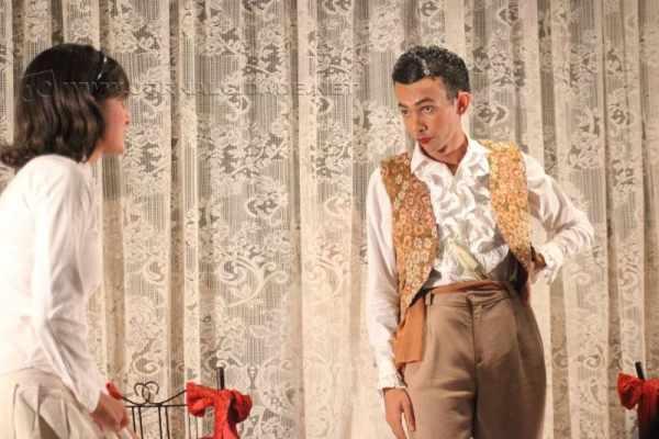 Lázaro Maciel é diretor da Cia. Teatral Caboclo Ventura de Santa Gertrudes
