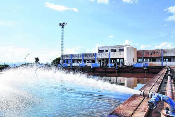 As estações de tratamento de água de Rio Claro estão trabalhando em plena carga (foto divulgação), segundo o Departamento Autônomo de Água e Esgoto