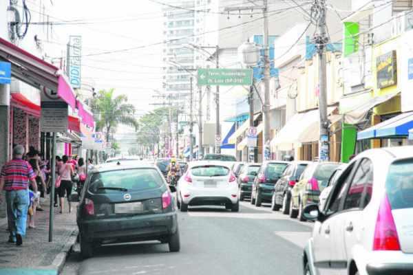Secretário Chiossi defende fechamento da Rua 3 para os veículos aos sábados e justifica medida pela saturação do trânsito