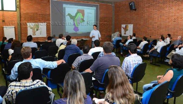 Comunidade participa de audiências públicas para discutir a revisão do Plano Diretor de Rio Claro (foto divulgação)